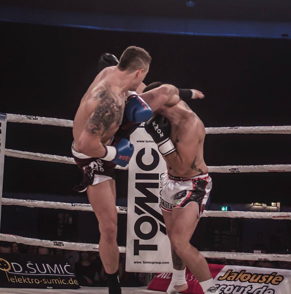 Michael Smolik Gewicht