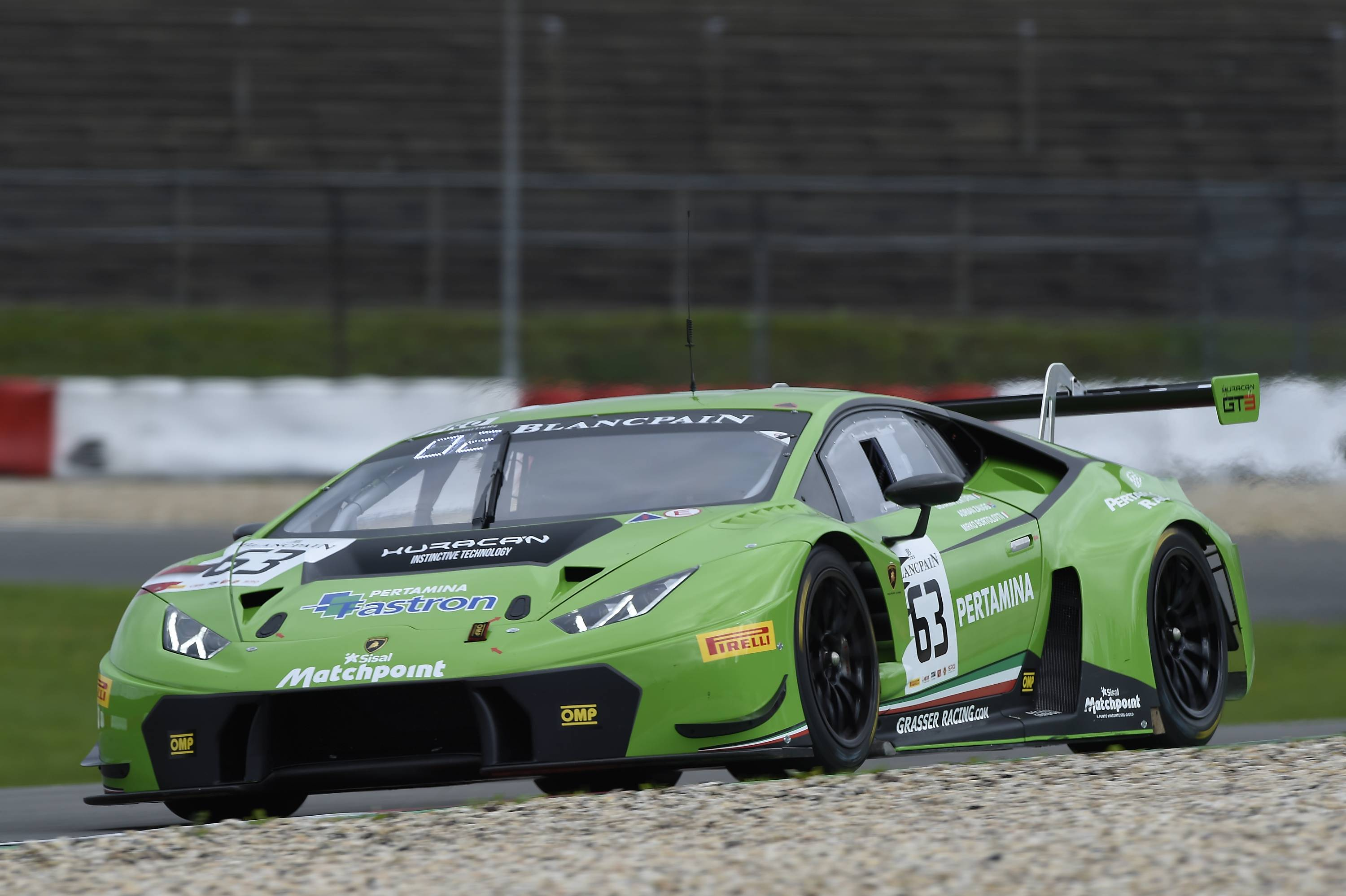 adac gt masters lamborghini huracan gt3 gerhard tweraser sponsoringprof. Black Bedroom Furniture Sets. Home Design Ideas